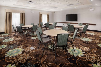 Meeting Room | Hampton Inn & Suites Portland/Hillsboro-Evergreen Park, OR