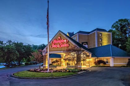 Exterior | Hampton Inn & Suites Pigeon Forge On The Parkway