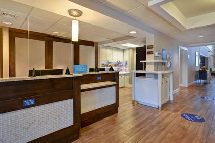 Reception | Homewood Suites by Hilton Philadelphia Great Valley