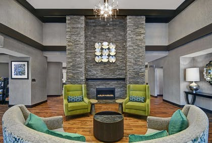 Lobby | Homewood Suites by Hilton Doylestown, PA