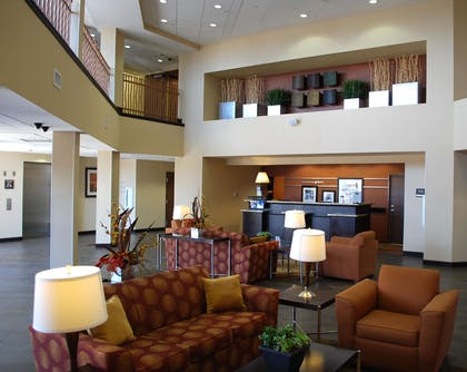 Reception | Hampton Inn & Suites Phoenix/Gilbert