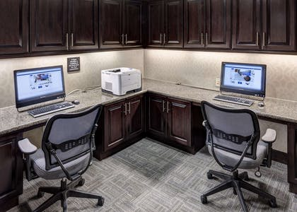Business Center | Hampton Inn & Suites Phoenix North/Happy Valley