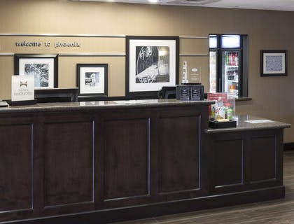 Reception | Hampton Inn & Suites Phoenix North/Happy Valley
