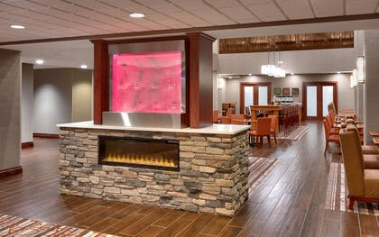 Lobby | Hampton Inn & Suites Pocatello
