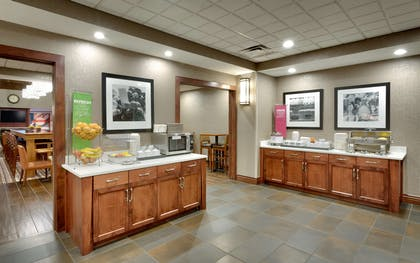 Restaurant | Hampton Inn & Suites Pocatello