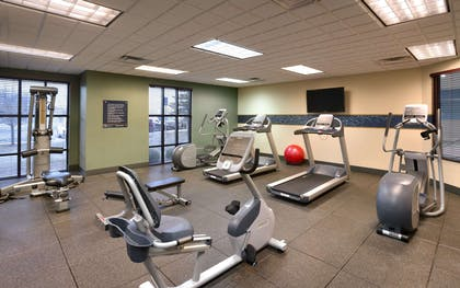 Health club | Hampton Inn & Suites Pocatello