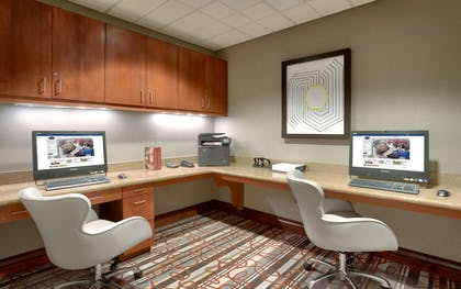 Business Center | Hampton Inn & Suites Pocatello
