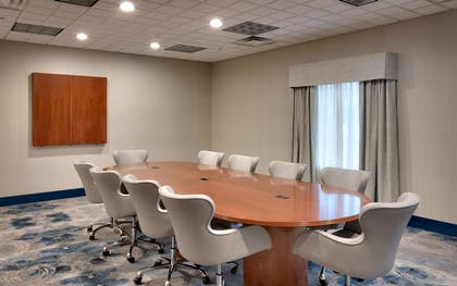 Meeting Room | Hampton Inn & Suites Pocatello