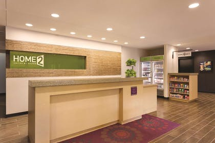 Reception | Home2 Suites by Hilton Pittsburgh Cranberry, PA
