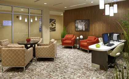 Business Center | Homewood Suites by Hilton Pittsburgh Airport Robinson Mall Area PA