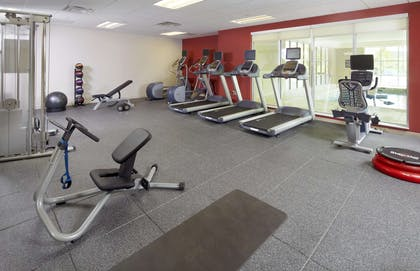 Health club | Homewood Suites by Hilton Pittsburgh Airport Robinson Mall Area PA