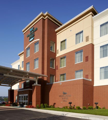 Exterior | Homewood Suites by Hilton Pittsburgh Airport Robinson Mall Area PA