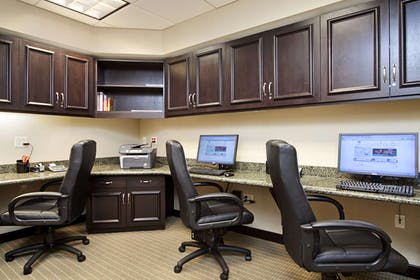 Business Center | Homewood Suites by Hilton Pittsburgh-Southpointe