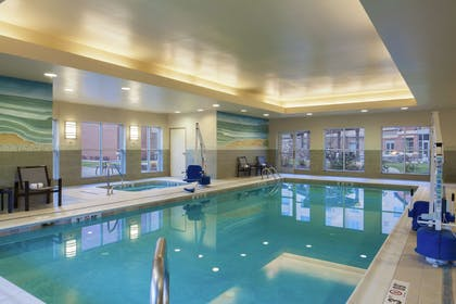Pool | Homewood Suites by Hilton Pittsburgh-Southpointe