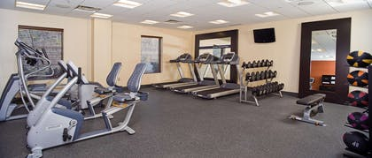 Health club | Hampton Inn & Suites Pittsburgh/Waterfront-West Homestead