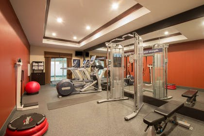 Health club | Hampton Inn Kingston