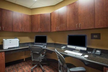 Business Center | Hampton Inn Kingston