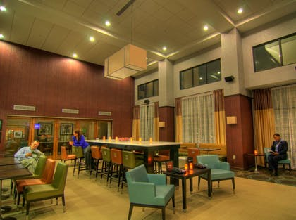 Reception | Hampton Inn and Suites Parsippany/North