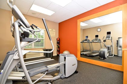 Health club | Homewood Suites by Hilton Dover