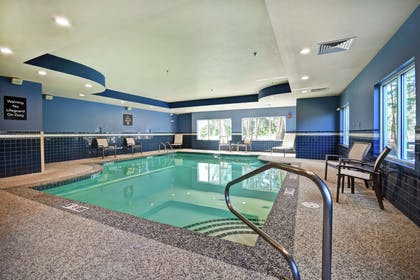 Pool | Homewood Suites by Hilton Dover