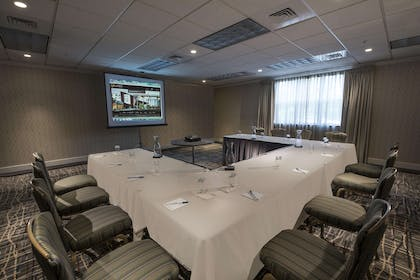 Meeting Room | Homewood Suites by Hilton Portsmouth