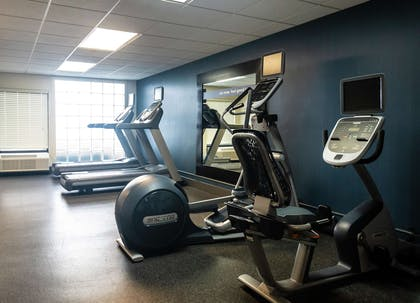 Health club | Hampton Inn Rock Hill