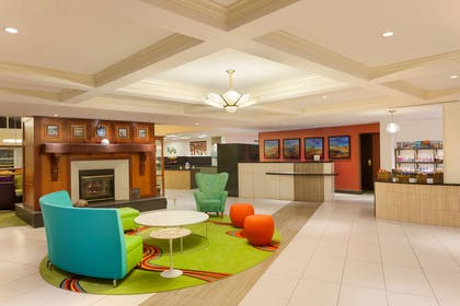 Reception | Homewood Suites by Hilton Reading