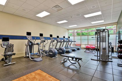 Health club | Hampton Inn & Suites Raleigh/Crabtree Valley
