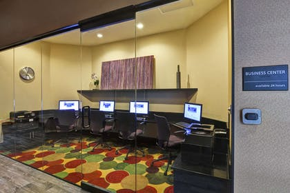 Business Center | Hampton Inn & Suites Raleigh/Crabtree Valley