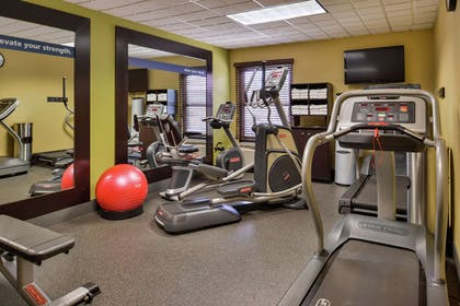 Health club | Hampton Inn Raleigh/Clayton I-40