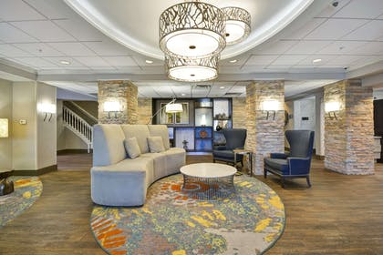 Lobby | Homewood Suites by Hilton Durham-Chapel Hill / I-40