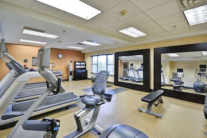 Health club | Homewood Suites by Hilton Durham-Chapel Hill / I-40