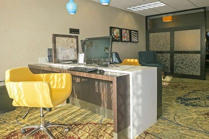 Business Center | Homewood Suites by Hilton Durham-Chapel Hill / I-40