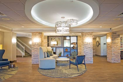 Reception | Homewood Suites by Hilton Durham-Chapel Hill / I-40
