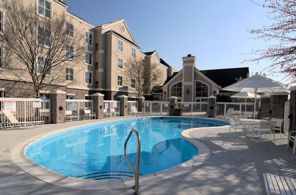 Pool | Homewood Suites by Hilton Durham-Chapel Hill / I-40