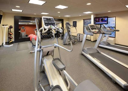 Health club | Hampton Inn Raleigh/Town Of Wake Forest