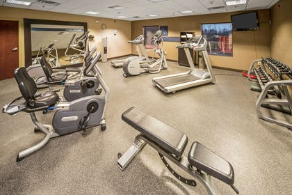Health club | Hampton Inn Wilson Downtown