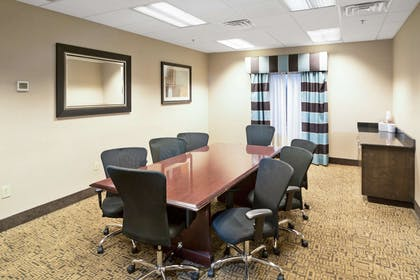 Meeting Room | Hampton Inn Wilson Downtown