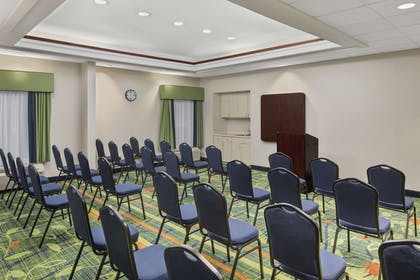 Meeting Room | Hampton Inn Richmond-SW Hull Street
