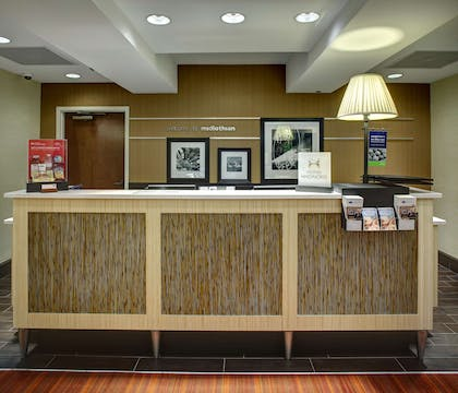 Reception | Hampton Inn Richmond-SW Hull Street