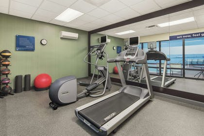 Health club | Hampton Inn Richmond-SW Hull Street