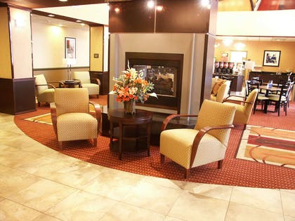 Lobby | Hampton Inn & Suites Richmond/Virginia Center