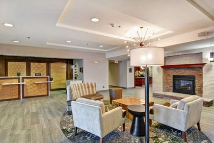 Lobby | Homewood Suites by Hilton Reno