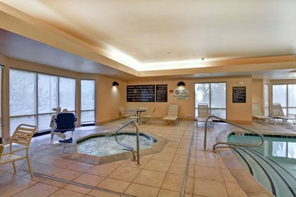 Pool | Homewood Suites by Hilton Reno