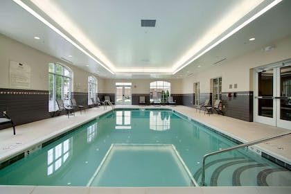 Pool | Homewood Suites by Hilton Rochester/Greece, NY