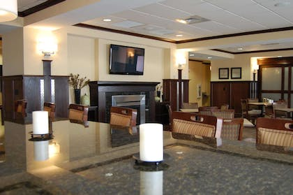 Reception | Hampton Inn Geneseo