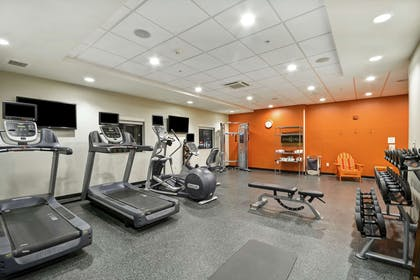 Health club fitness center gym | Home2 Suites by Hilton Rochester Henrietta, NY
