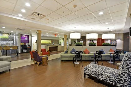 Lobby | Home2 Suites by Hilton Rochester Henrietta, NY