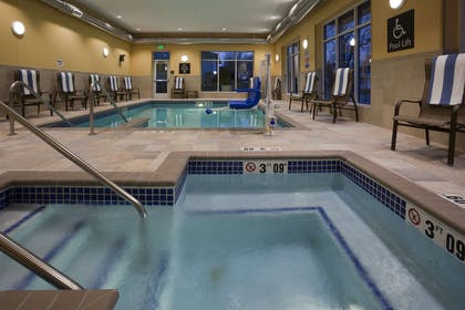 Pool | Homewood Suites by Hilton Rochester Mayo Clinic Area / Saint Marys