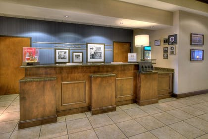Reception | Hampton Inn Roanoke Rapids, NC